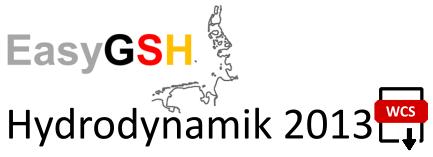 EasyGSH-DB: Hydrodynamik 2013 (WCS)