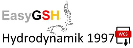 EasyGSH-DB: Hydrodynamik 1997 (WCS)