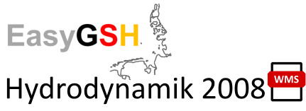 EasyGSH-DB: Hydrodynamik 2008 (WMS)