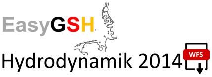 EasyGSH-DB: Hydrodynamik 2014 (WFS)