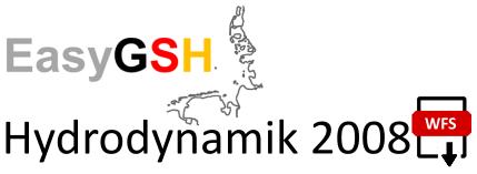 EasyGSH-DB: Hydrodynamik 2008 (WFS)