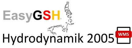 EasyGSH-DB: Hydrodynamik 2005 (WMS)